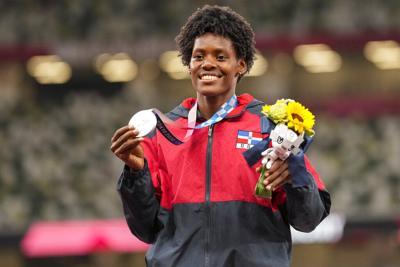 Milagro dominicano en Tokio: Marileidy Paulino atrapa plata en los 400 metros