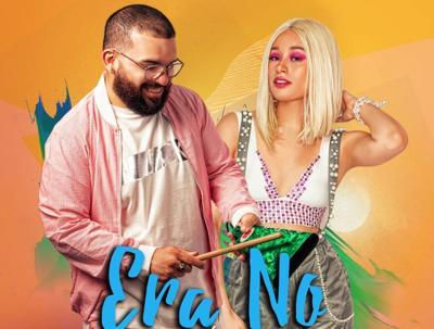 Carlos Pagán y Nikki Alva