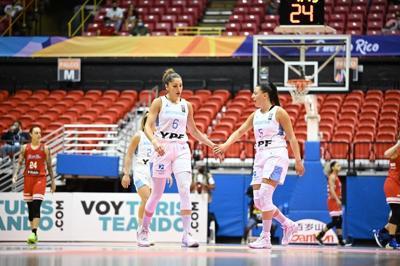 Argentina baloncesto femenino