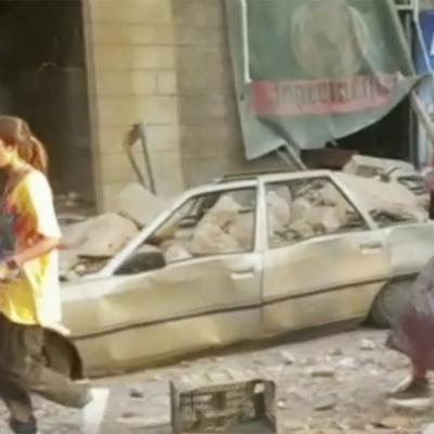 EN VIVO: Enorme explosión en Beirut deja heridos y daños