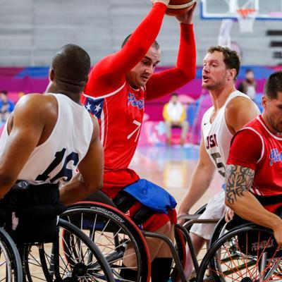 Sin suerte los paralímpicos boricuas en Lima