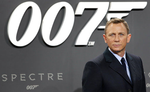 Daniel Craig confirma regreso como James Bond