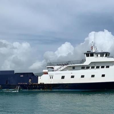 Anuncian regreso de embarcación Cayo Largo para Vieques y Culebra