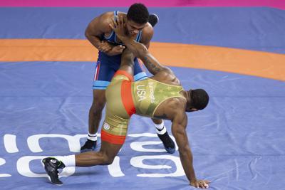 Franklin Gómez retomará sus entrenamientos tras los Panamericanos