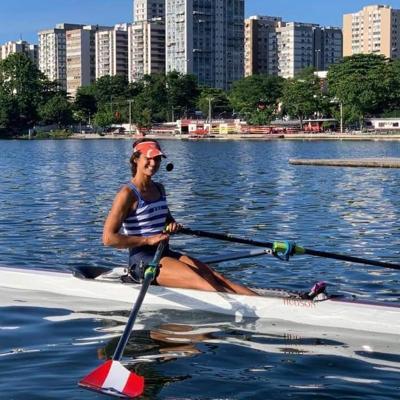 Verónica Toro poncha su boleto a los Juegos Olímpicos