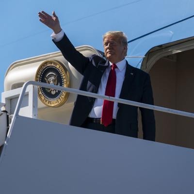 Trump asegura que es el policía en jefe del país