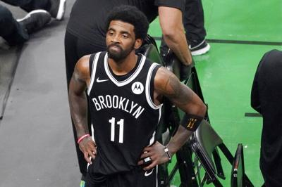 Kyrie Irving no podrá jugar con los Nets de Brooklyn hasta que se vacune contra el covid-19