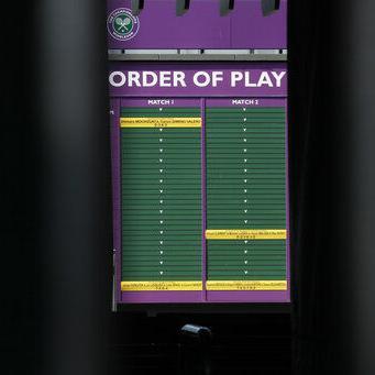 Giras de tenis coordinan posibles reprogramaciones