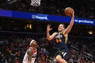 Jazz de Utah alarga su racha de victorias