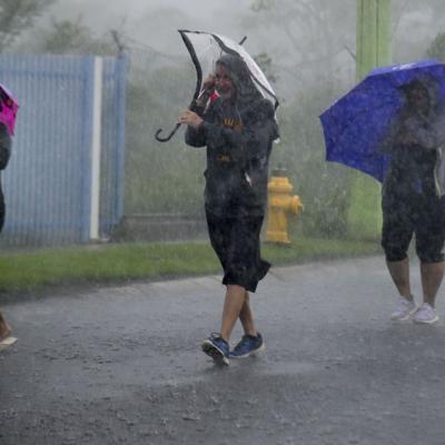 Emiten una advertencia de inundaciones para varios municipios de la zona metropolitana