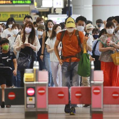 Nuevo récord de casos de covid-19 en Tokio tras inicio de los Juegos Olímpicos