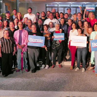 Grupo de apoyo a Bernie Sanders