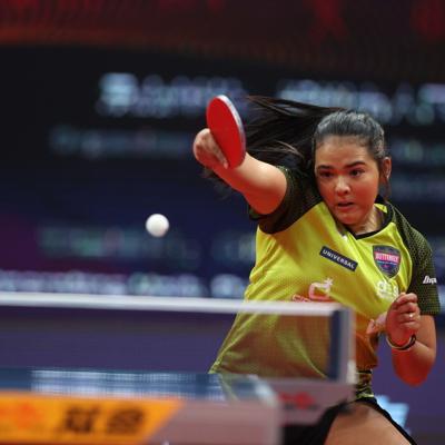 Adriana Díaz llega a Macao