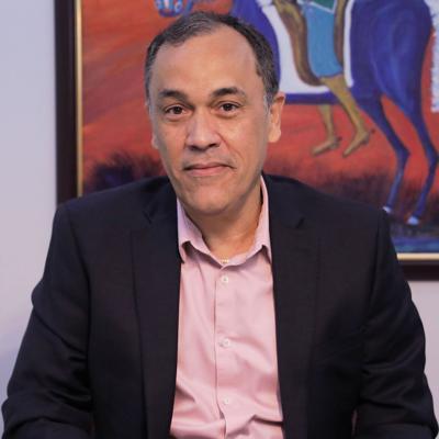 Nelson Rosario: un candidato que proviene de las comunidades