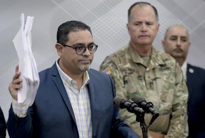 Alegan que Vázquez no vio el informe sobre el almacén de suministros