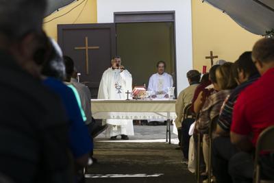 Trastocadas las iglesias por la pandemia