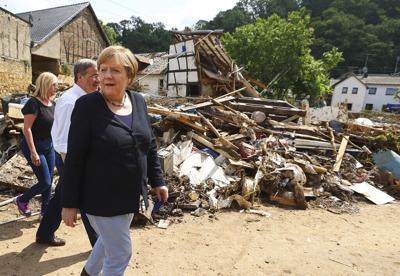 El gobierno alemán aprueba las primeras ayudas económicas por las inundaciones