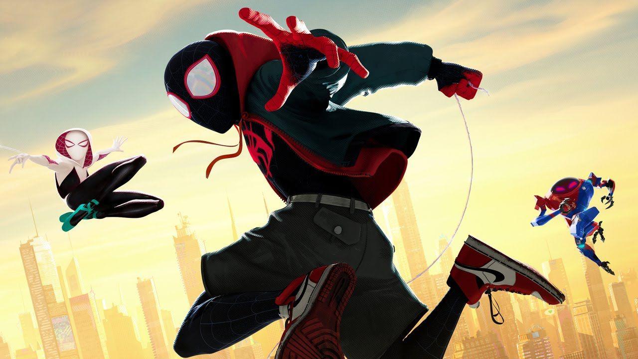 Spider-Man: Into the Spider-Verse llega a Netflix
