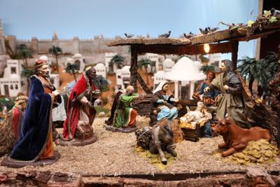 La promesa de la Natividad  en Morovis