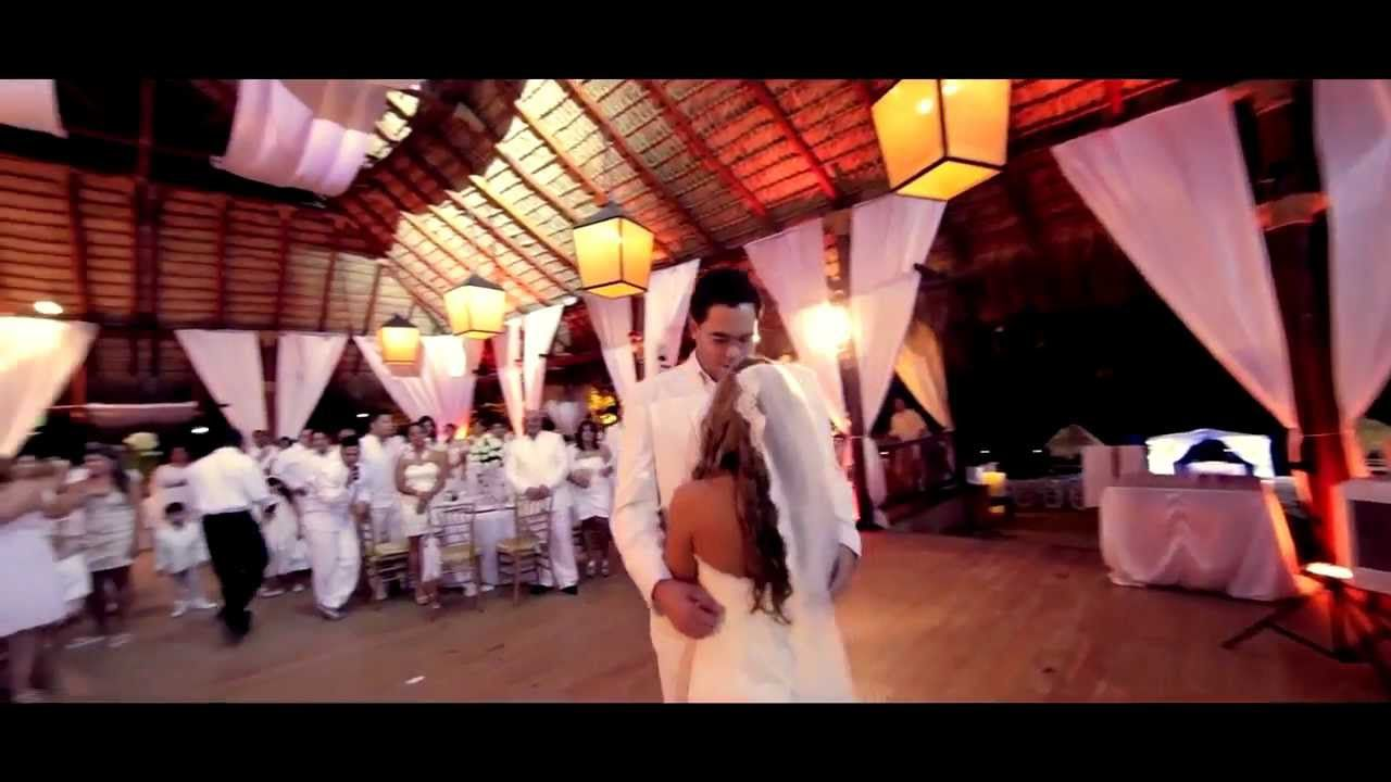 Rafael Pina y Carolina Aristizabal Wedding HighLight 3 - 12 - 11