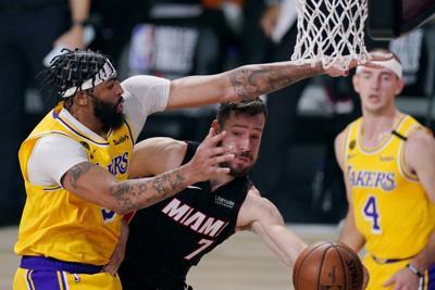 Magullado el Heat de cara al segundo juego de la serie final