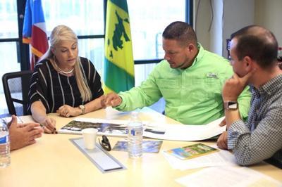 Gobernadora visita Culebra