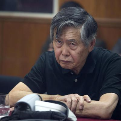Perú inicia histórico juicio contra expresidente Fujimori