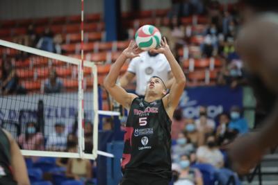 Arrecia la lucha por la clasificación en la Liga de Voleibol Superior Masculino
