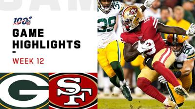49ers inician difícil tramo con triunfo sobre Packers
