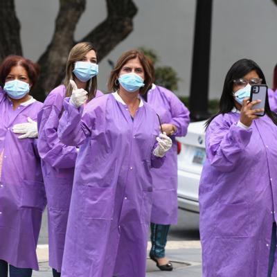 Pasan a La Fortaleza medidas de aumento salarial para enfermeros