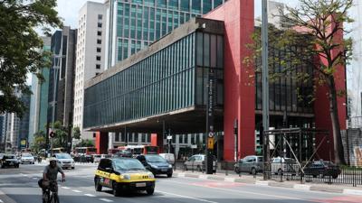 Museo virtual: Museu de Arte de São Paulo Assis Chateaubriand