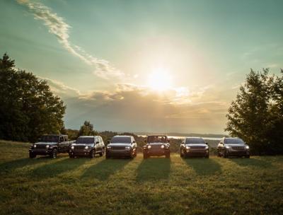 Jeep comienza celebración del 80 aniversario
