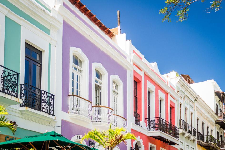 Auge en la venta de edificios en  Viejo San Juan
