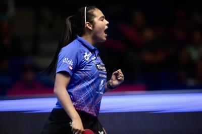 Comienza la final entre Adriana Díaz y la canadiense Mo Zhang