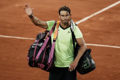 Rafael Nadal renuncia a Wimbledon y los Juegos Olímpicos de Tokio