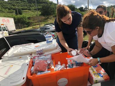Direct Relief provee apoyo a entidades médicas y ciudadanos