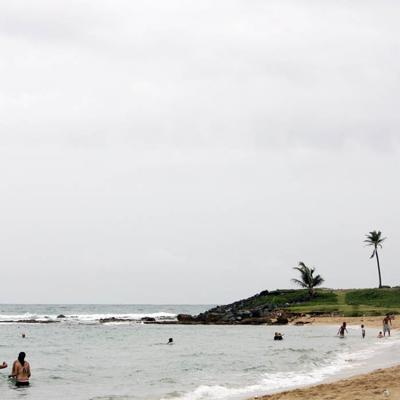 Seis playas no están aptas para bañistas