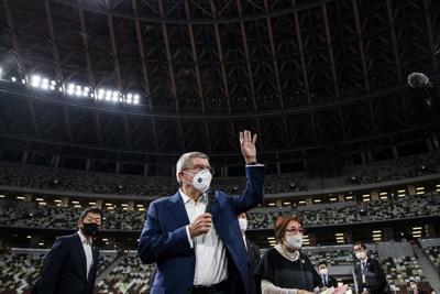 Sin rival Thomas Bach para la presidencia del COI
