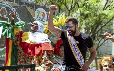 Fiesta boricua en Nueva York
