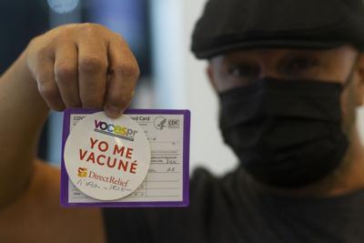 Tres adolescentes ganaron los premios de VacunarTe Paga