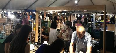 Variada las ventas de los artesanos en la San Se