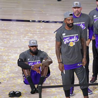 """LeBron James sobre la final: """"Va a ser un reto"""""""