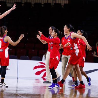 Quinteto boricua femenino sube en el ranking