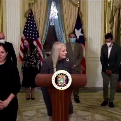 Video de Wanda Vázquez