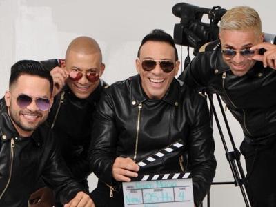 Grupo Manía en concierto virtual