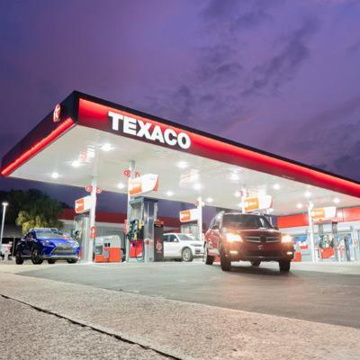 Texaco: con Techron® y 93 octanos