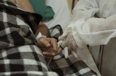 Los hospitalizados por coronavirus en la Isla bajan a 73