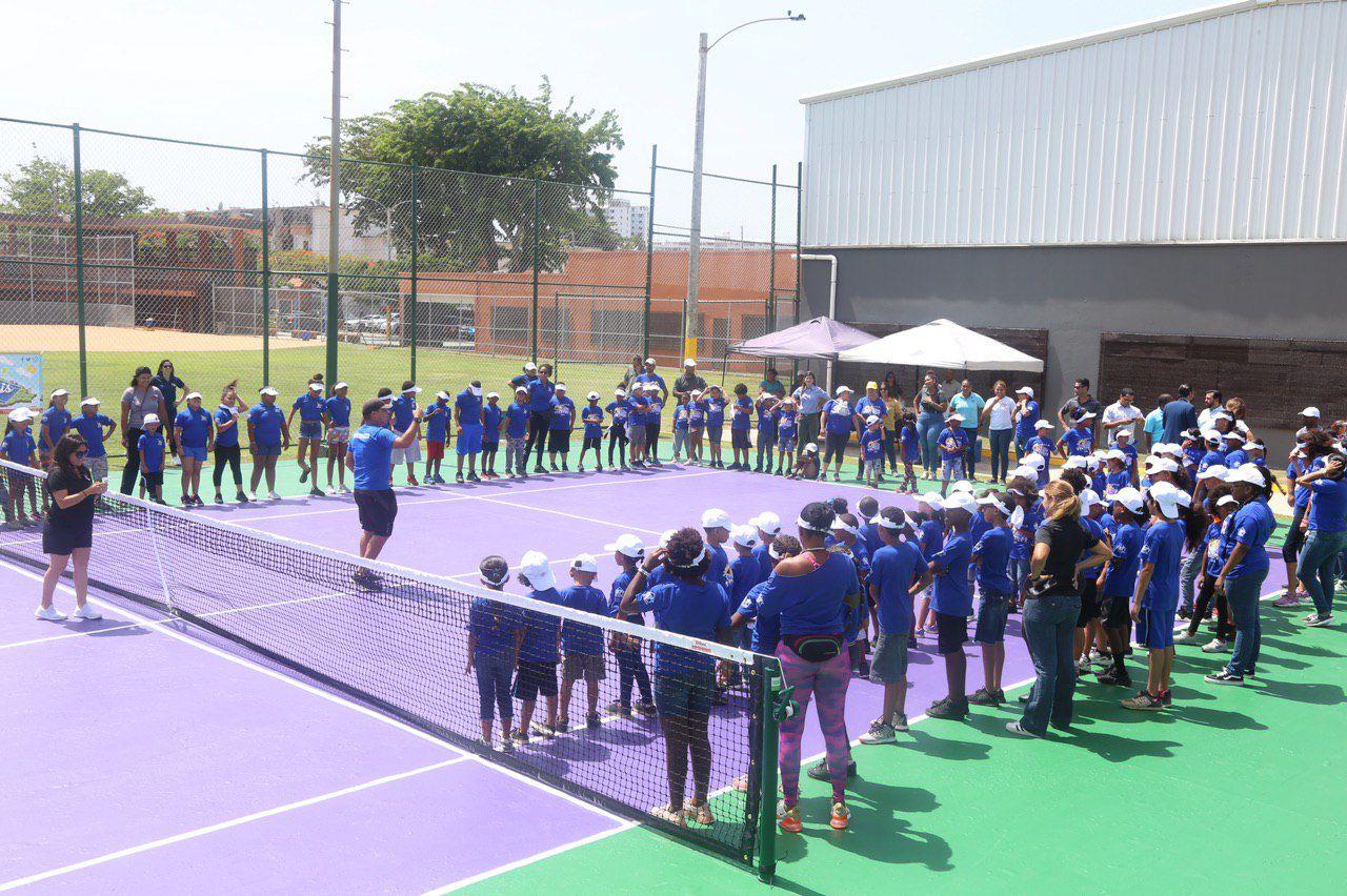 Lloréns Torres tendrá la primera cancha de tenis en un residencial