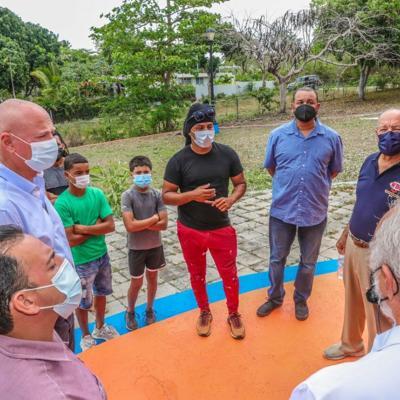 OMB: Vieques tendrá gimnasio de boxeo en verano