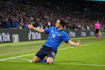 Italia pasa a la final del Campeonato Europeo